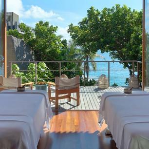 Рай для любителей спа и велнес в Six Senses Zil Pasyon, Сейшелы