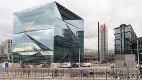 Haus mit Köpfchen - Mit cube berlin eröffnet das intelligenteste Bürogebäude Europas