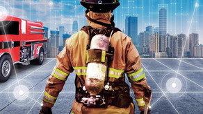 "Podcast ""Smart Firefighting"": INTERSCHUTZ 2021, Corona & Smart Cities"