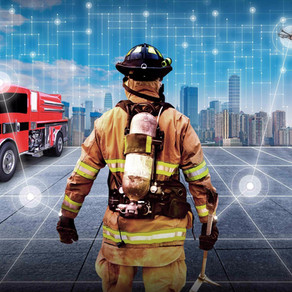 "Podcast ""Smart Firefighting"": INTERSCHUTZ 2021, Corona & Smart Cities"