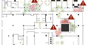 Social Distancing im Büro simulieren – so rüsten sich Unternehmen