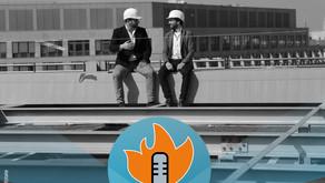 Neue Podcast-Folge: Aufgestockt - Bauen auf dem Dach