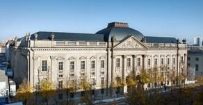 Brandschutz für den Tempel der Bücher - die Berliner Staatsbibliothek schlägt ein neues Kapitel auf