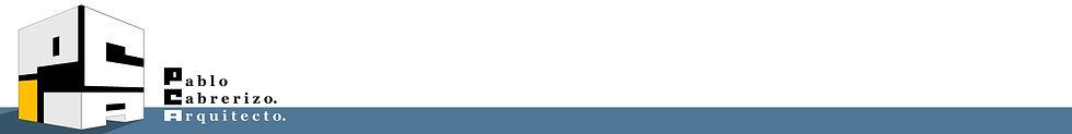 Logotipo cabrerizo arquitecto