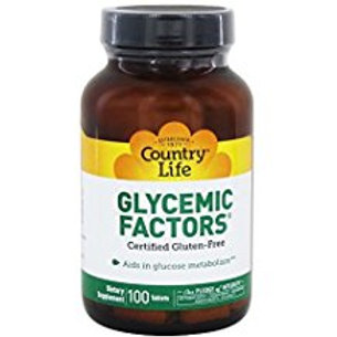 Country-Life,Glycemic Factors®