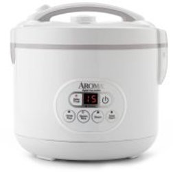 Aroma 12-Cup (Cooked) Digital Rice Cooker and Food Steamer