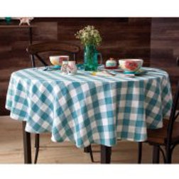The Pioneer Woman Charming Check Tablecloth