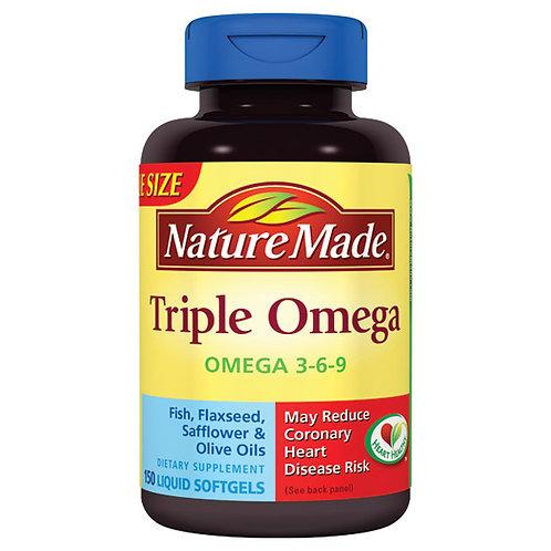 TRIPLE OMEGA 3-6-9 VALUE SIZE