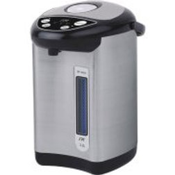Sunpentown 3.2 Liter Hot Water Dispenser with Multi-Temp Function, Stainless Ste