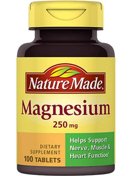 Magnesium 250 mg Tablets