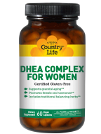 Country-Life,DHEA Complex For Women