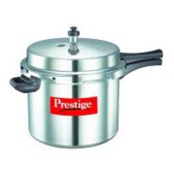 Prestige Popular Aluminium Pressure Cooker,10-Literv