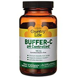 Country-Life, Buffer-C pH Controlled 500 mg