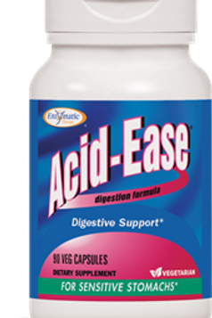 Enzymatic Therapy Acid-Ease Digestion Formula for Sensitive Stomachs, 90 Veg Ca