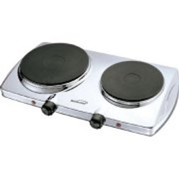 Brentwood TS-372 1,440W Electric Double Hot Plate