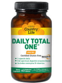 Country-Life,DAILY TOTAL ONE Iron Free
