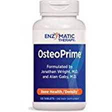Enzymatic Therapy OsteoPrime Bone Health / Density, 120 Tablets,