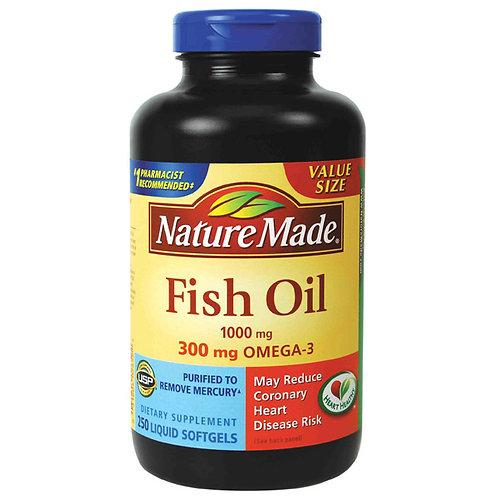 FISH OIL 1000 MG
