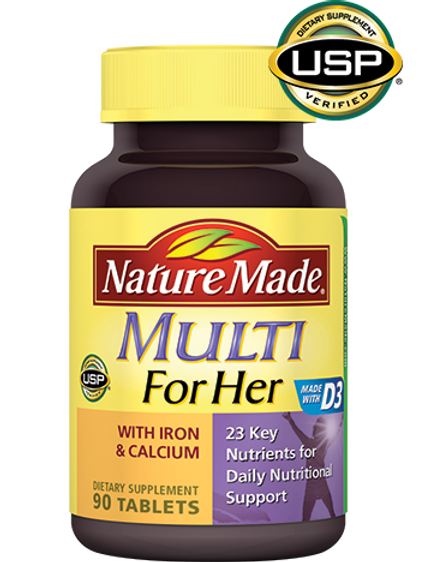 Multi For Her Tablets