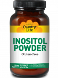 Country-Life,Inositol Powder (2-oz)
