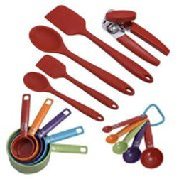 Farberware Colourworks 16 Piece Kitchen Tool And Gadget Box Set