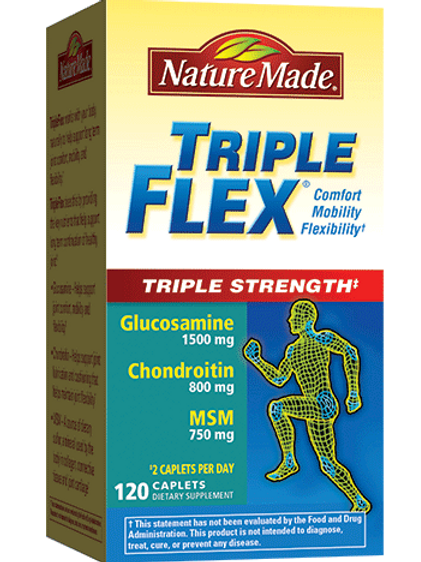 TripleFlex Triple Strength Caplets