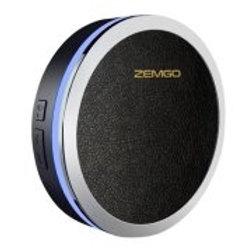 ZEMGO ZEM-1002 Silver and Black Smart Home Wi-Fi Security Alarm Receiver