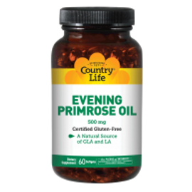 Country-Life,Evening Primrose Oil 500 mg