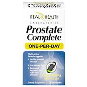 Real Health Prostate Complete, 30 Count  Real Health