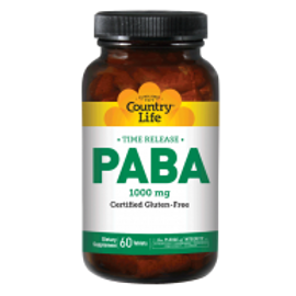 Country-Life,PABA 1000 mg