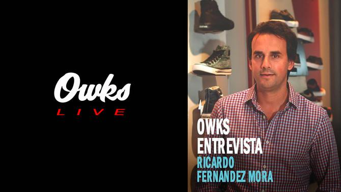 OWKS LIVE [CAP 04]: RICARDO FERNANDEZ MORA / JOHN FOOS