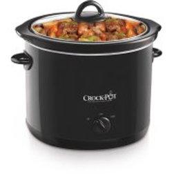 Crock-Pot 4-Quart Slow Cooker, Black