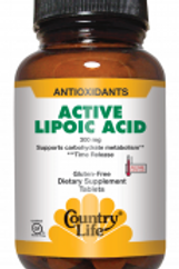Country-Life, Active Lipoic Acid