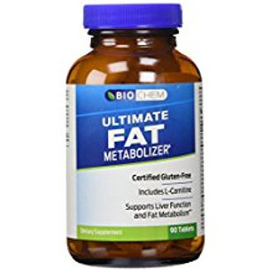 Biochem Ultimate Fat Metabolizer® (90-Tablet)