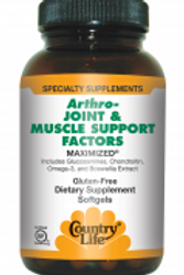 Country-Life,Arthro-Joint & Muscle Relief Factors®