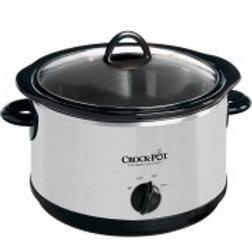 Crock-Pot 5-Quart Manual Slow Cooker
