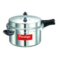 Prestige Popular Aluminium Pressure Cooker,7.5-Liter