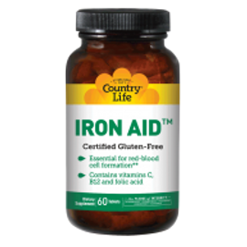 Country-Life,Iron Aid 15 mg