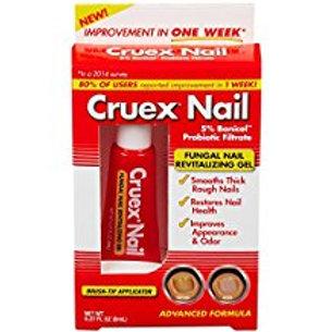 Cruex Fungal Nail Revitalizing Gel-Clear Amber-8 ml
