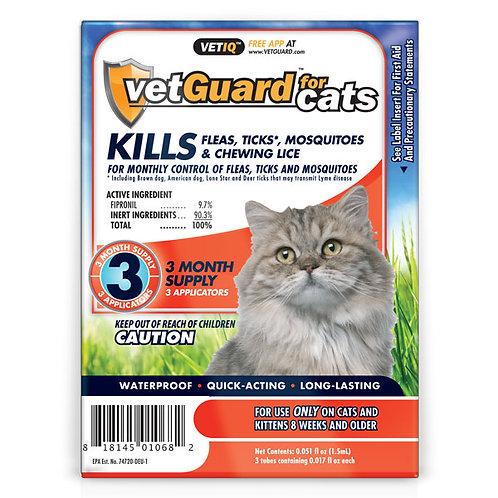 VETGUARD CAT OTC