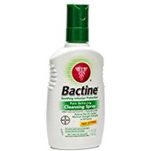 Bactine Pain Relieving Cleansing Spray- 5oz