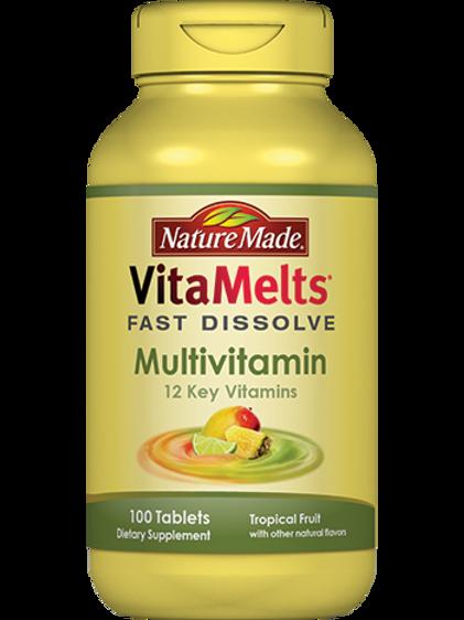 VitaMelts Multivitamin Dissolving Tablets