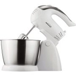 Brentwood  200W Stainless Steel 5-Speed Stand Mixer with Bowl