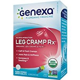 Genexa Leg Cramp Relief for Calf, Leg & Foot Cramps, 100 Count  Genexa