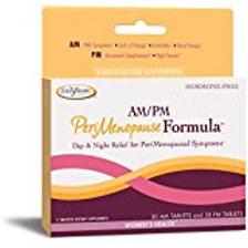 Enzymatic Therapy AM/PM Peri Menopause Formula, Tablets 60ea