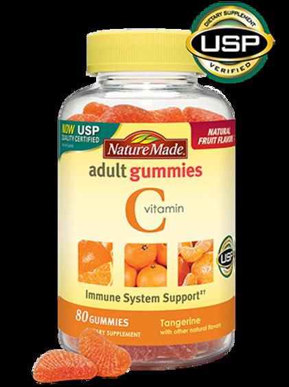 Vitamin C Adult Gummies