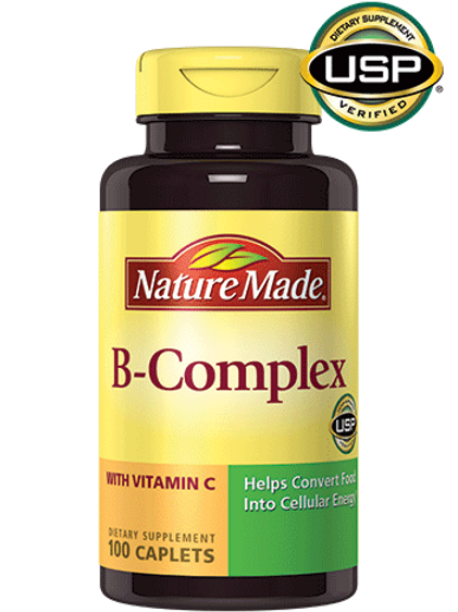B-Complex with C Caplets