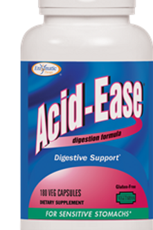 Enzymatic Therapy Acid-Ease Digestion Formula for Sensitive Stomachs, 180 Veg Ca