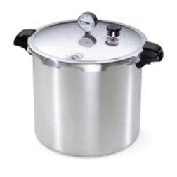 Presto 23-Quart Aluminum Pressure Canner