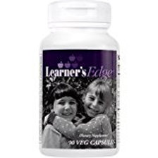 Enzymatic Therapy - Learner's Edge - Supports Healthy Neurological Development a